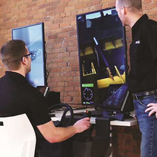 Opinion Piece: Simulation training reduces risk, improves safety, Covid compliance and productivity for mines